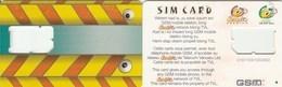 Vanuatu  - Smile - GSM SIM (frame) - Vanuatu