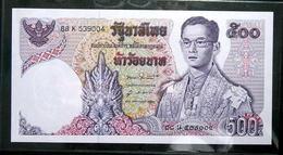 Thailand Banknote 500 Baht Series 11 P#86 SIGN#51 UNC - Thailand