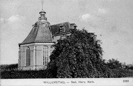 Willemstad, - Ned. Herv. Kerk - Andere