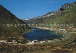 11958852 Oberalppass Restaurant Piz Calmot - GR Graubünden