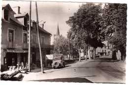 CPA CORREZE.DONZENAC.ROUTE DE PARIS - Andere Gemeenten