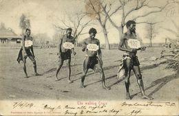 South Africa, The Walking Craze (1904) Sallo Epstein & Co. Postcard - Südafrika