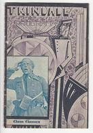 Program * Portugal * Trindade * 1931 * 4 De Infantaria - Programmi