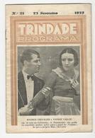 Program * Portugal * Trindade * 1932 * O Café Do Felisberto - Programmi