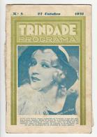 Program * Portugal * Trindade * 1931 * A Loucura De Monte Carlo - Programmi