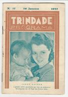 Program * Portugal * Trindade * 1932 * O Papá Das Pernas Altas - Programmi