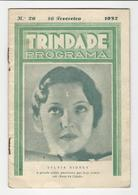 Program * Portugal * Trindade * 1932 * Ruas Da Cidade - Programmi