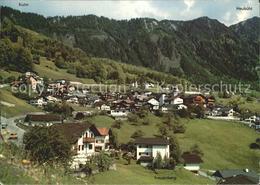 72286518 Triesenberg Liechtenstein Fliegeraufnahme Mit Kulm Und Heubuehl Liechte - Liechtenstein
