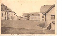 Liège - CP - Camp Elsenborn - Cour Des Casernes - Elsenborn (camp)