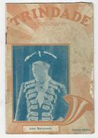 Program * Portugal * Trindade * 1930 * O Príncipe Cigano - Programmi