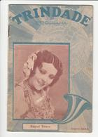 Program * Portugal * Trindade * 1930 * Sombras Brancas - Programmi