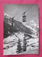 Visuel Très Peu Courant - Autriche - Brand - Wintersportplatz - Jolis Timbres - CPSM 1960 - Scans Recto-verso - Bludenz
