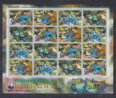 U68. MNH Micronesia Nature Animals Marine Life Fishes WWF - Fishes