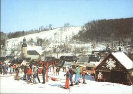 72139695 Geising Erzgebirge Am Skilift Wintersport Geising - Geising