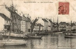 BELLE ILE EN MER QUAI JACQUES LE BLANC - Belle Ile En Mer
