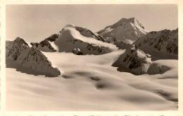 Vernagt-Gletscher Mit Brochkogl U. Wildspitze, Ötztal - Tirol (30/11) - Sölden