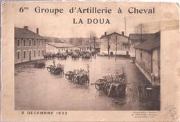 ALBUM SOUVENIR 6me GROUPE ARTILLERIE A CHEVAL  LA DOUA 1922 - Livres