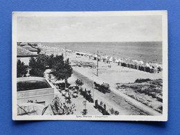 Cartolina Igea Marina - Lungomare - 1952 - Rimini