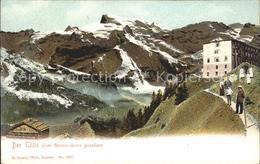 11755585 Titlis Engelberg Blick Vom Stanserhorn Engelberg - OW Obwalden