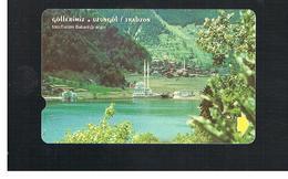 TURCHIA  (TURKEY)  -  1999   TRABZON LAKE                                            - USED - RIF. 10764 - Turkey