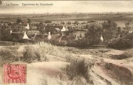 LA PANNE   ---  Panorama Du Duynhoek - De Panne