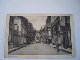 Tiel (Gld.) Ambtmanstraat // Gelopen 1923 Iets Vlekkig - Tiel