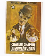 Carte Postale : The Adventurer, Charlie Chaplin - Non Classés