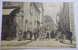 AUXONNE-Rue De La Paix - Otros Municipios