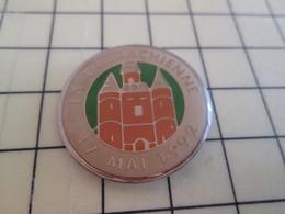 Pin713b Pin's Pins / Beau Et Rare / ASSOCIATIONS / THIERACHE LA THIERACHIENNE 17 MAI 1992 - Associations