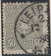 Alemania Imperio U 041 (o) Pfenng. 1879 - Usados