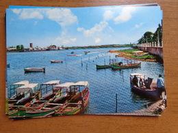 Iran / Bander Pahlavi Harbour, Caspian Sea --> Unwritten - Iran