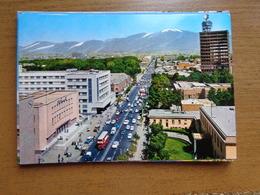 Iran / Ferdousi Street, Tehran --> Unwritten - Iran