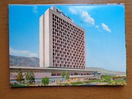 Iran / Hilton Hotel, Shamiran, Tehran --> Unwritten - Iran