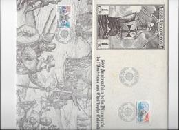 Andorre 500° Anniversaire De La Découverte De L'Amérique Par Christophe Colomb - Christopher Columbus