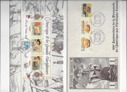 Nouvelle-Calédonnie 500° Anniversaire De La Découverte De L'Amérique Par Christophe Colomb - Christopher Columbus