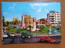Iran / Ferdousi Square, Tehran --> Unwritten - Iran