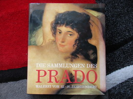 Die Sammlungen Des Prado / éditions De 1994 - Peinture & Sculpture
