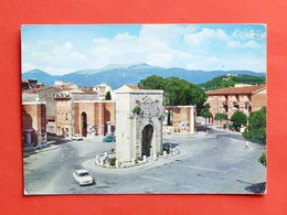 Cartolina Rieti - Porta Romana - 1967 - Rieti