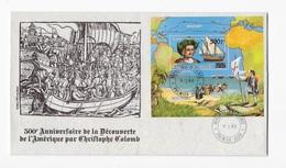 Guinée 500° Anniversaire De La Découverte De L'Amérique Par Christophe Colomb - Christopher Columbus