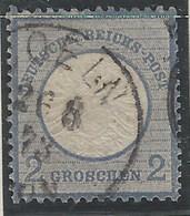Alemania Imperio U 017 (o) Aguila. Escudo Grande. 1872 - Usados