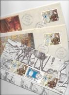 Wallis Et Futuna 500° Anniversaire De La Découverte De L'Amérique Par Christophe Colomb - Christopher Columbus