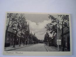 Ulvenhout (N-Br.) // Dorpstraat // Gelopen 194? - Nederland