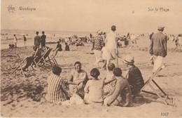 Wenduyne ,Wenduine ,  Sur  La Plage (STAR ,n° 1067 ) - Wenduine