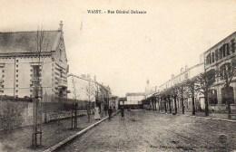 52 WASSY  Rue Du Général Defrance - Wassy