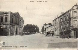 52 WASSY  Place Rue De Metz - Wassy