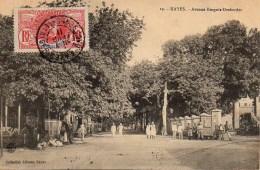 SOUDAN   KAYES  Avenue Borgnis-Desbordes - Sudan