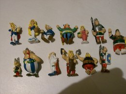 Figurines Asterix 13 Pieces - Asterix & Obelix