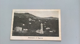 CARTOLINA PANORAMA DI COGORNO - Genova (Genoa)