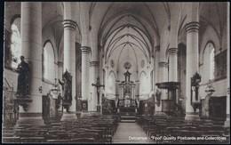Sombreffe - Eglise Intérieur - Sombreffe