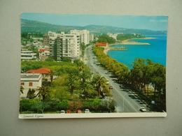 CYPRUS POSCARDS   LIMASSOL - Cyprus